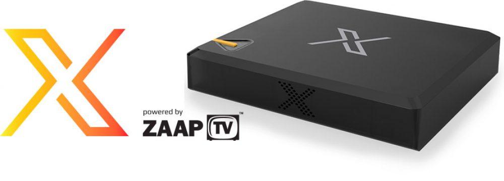 "ZAAPTV ""X"" Android Device - Globetv.com.au"