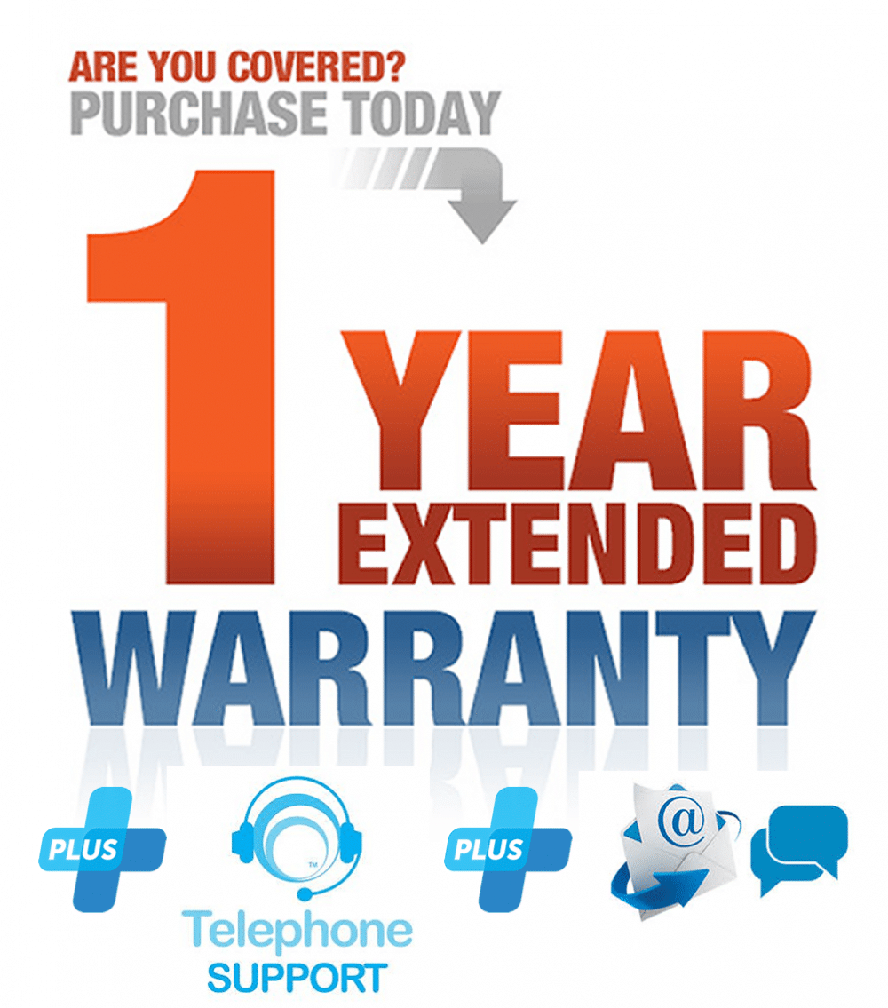 ZAAPTV - 12 Months Extended Warranty plus VIP Support