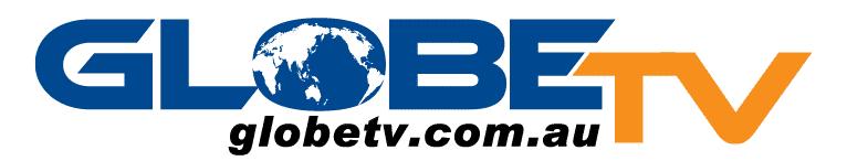 GlobeTV.com.au Logo