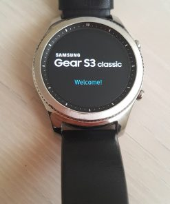 GlobeTV.com.au - Samsung Gear S3 Classic Android Smart Watch