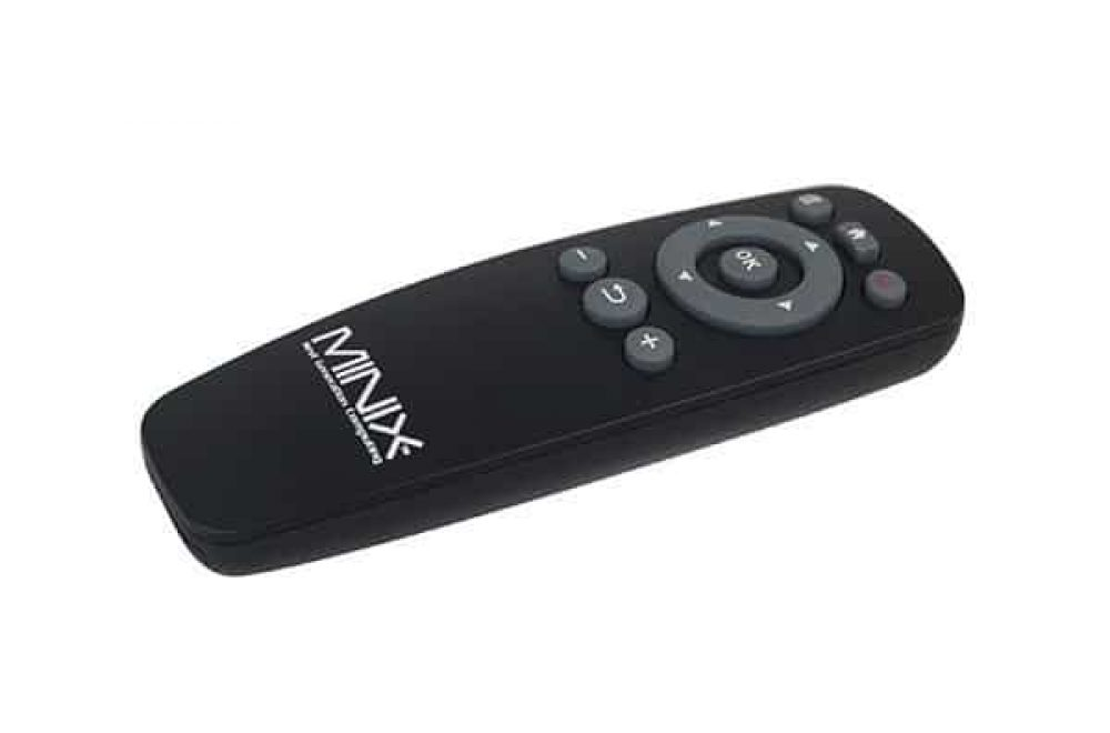 Minix Neo X7 Android TV Box - Remote Control
