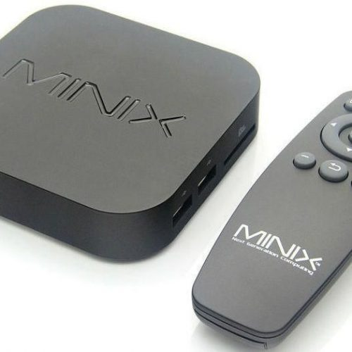 Minix Neo X7 Android TV Box