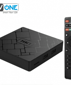 IPTVone HK1 Smart TV Box with Android 8.1